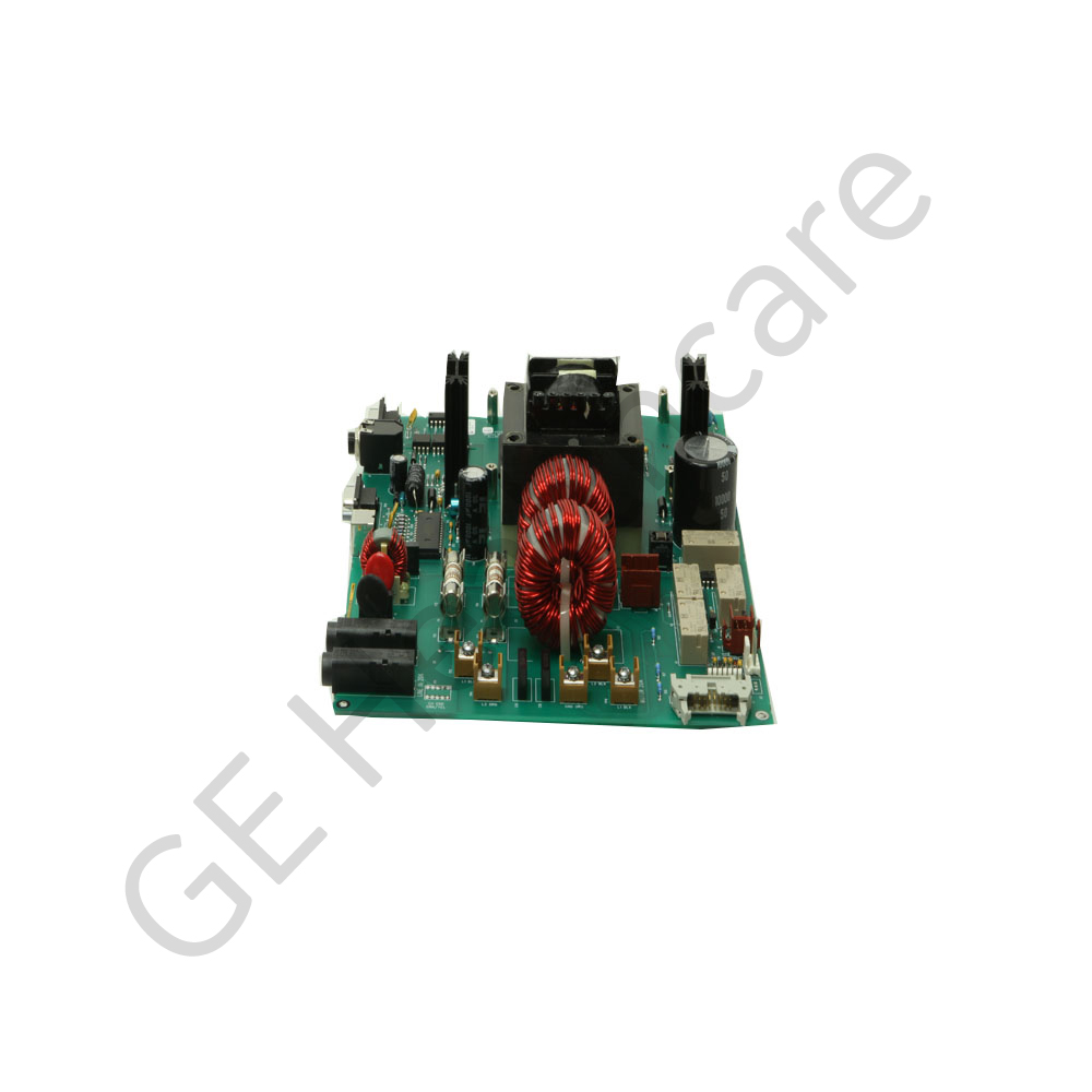 PCB T2000 PWR EMI RS232 - RETURNABLE Part