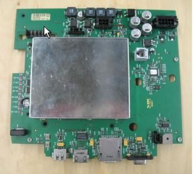 MAC1600 Main Board ETE Assembly