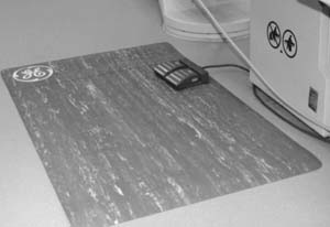 GE Anti-Fatigue Floor Mat (Grey 3x5 x 5/8