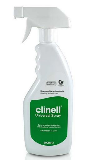 Clinell Universal Disinfectant Spray
