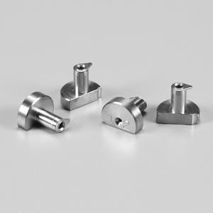 Non-Sterile Reusable Metal Guide Bushing for 21 Gauge Needle, 0.9mm diameter (pack)