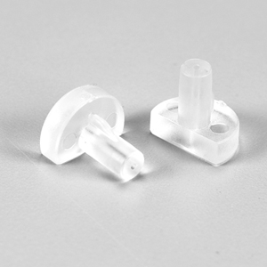 Sterile Disposable Sterotix Needle Guide Bushing, for 21 gauge needle, 0.8mm hole diameter (pack)