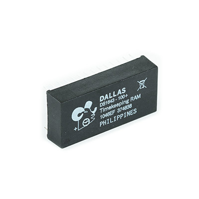 IC Timekeeping RAM DS1643
