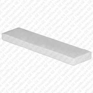 Coated Rectangle Stack Pads - Set of 4