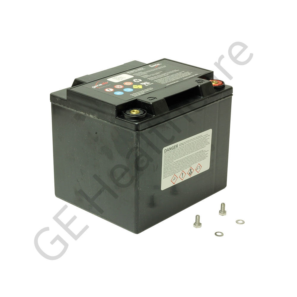 12V Shuttle Battery - Machined